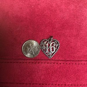 Retired James Avery 16 Charm